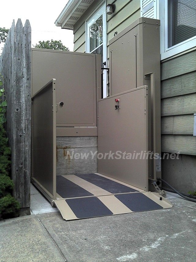Ascension Portable Wheelchair Lifts  Fixed Wheelchair Lifts